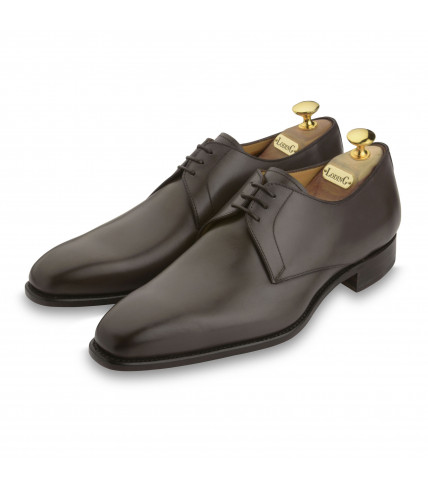 Derby Goodyear Quito 451 brown leather
