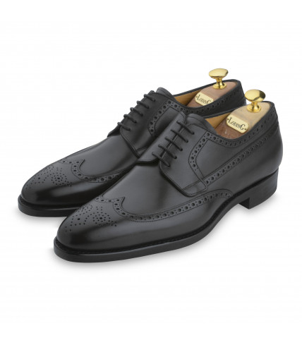 Wing-cap Brogue Cottage 474