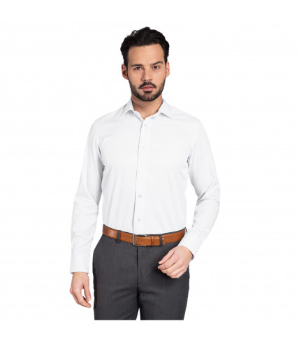 Non iron Classic Fit shirt 100% cotton