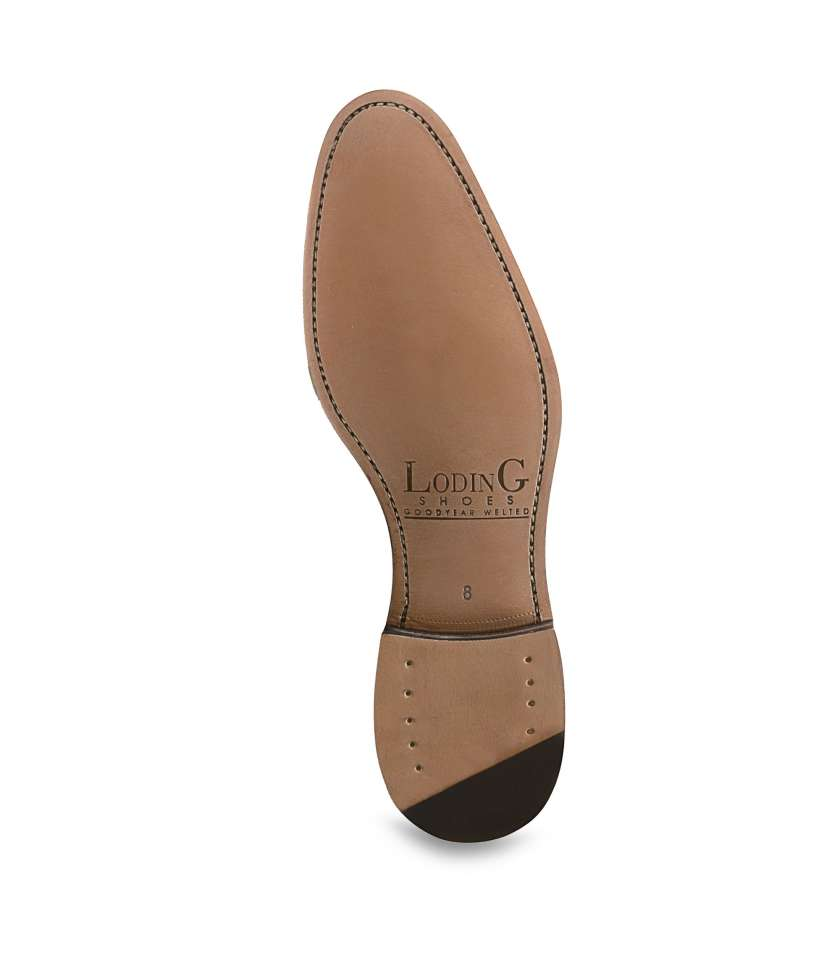 Straight toe-cap Oxford Nevisa 353 suede