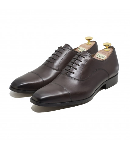 Straight toe-cap Oxford Albano 1001 - Brown