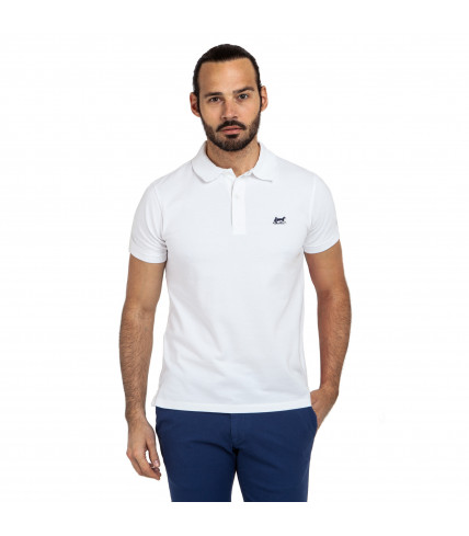 100% mercerized cotton Polo shirt
