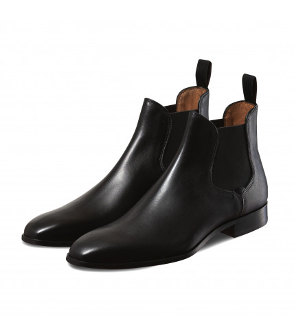 Bottines Giuliano 1007 - Noir