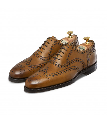 Richelieu Brogue à bout rond Norwich 382