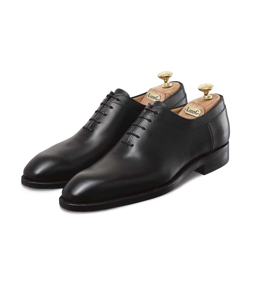 Black Oxford Shoes Sapphire 508