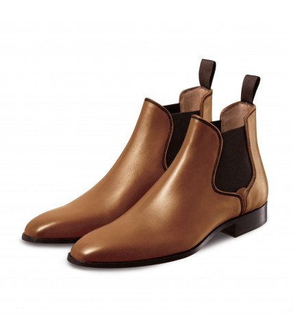 Bottines Giuliano 1007 - Gold