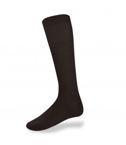 Pure Cotton Knee-High Socks