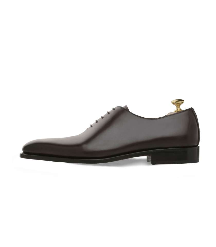 Richelieu One-Cut cousu Goodyear Roma 350 marron